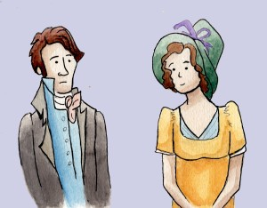 1820's characters
